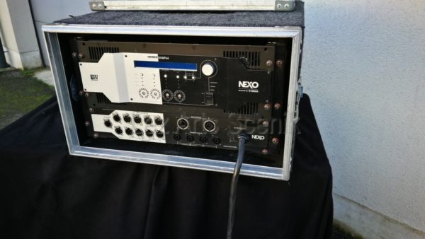 Nexo NXAMP 4X4