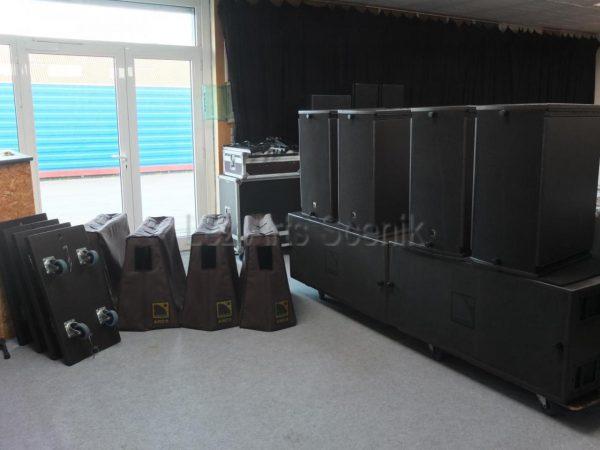 L-Acoustics ARCS & SB218