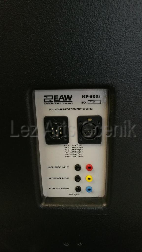 EAW KF600i