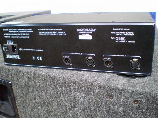 XTA GQ 600 égaliseur graphique