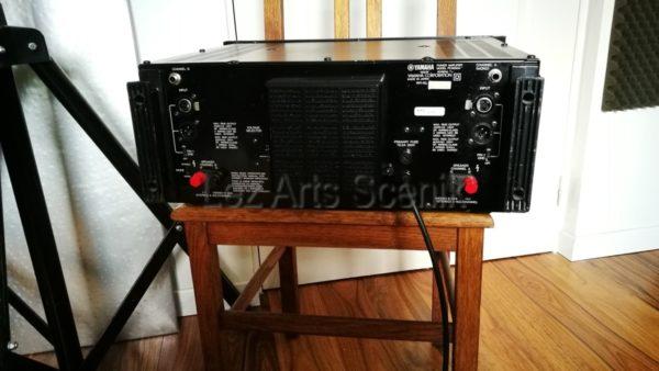 Yamaha PC2602M