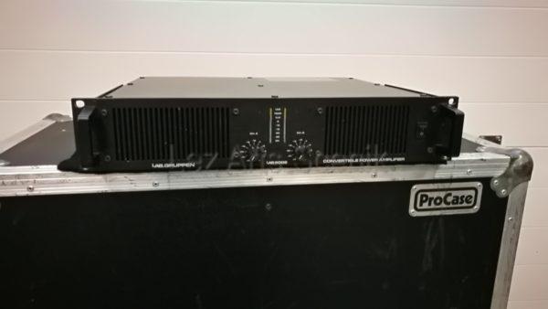 Lab Gruppen LAB 2002